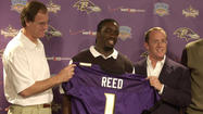 <strong>April 20, 2002:</strong> The Ravens select Miami safety Ed Reed with their No. 1 pick (24th overall) in the NFL draft. It's the first time the club has failed to get a college player ranked among its top 15 choices.