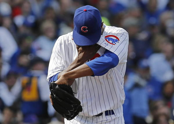 Still don't think the Cubs are cursed? This week might have changed your mind.