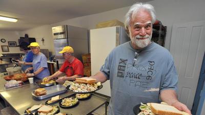 Baltimore\'s Viva House has brought hospitality to the homeless for ...