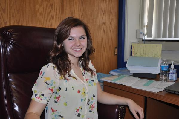 Windber Area High School junior Annalee Tokarsky plans to pursue a career in the U.S. military.