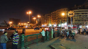 Egypt's revolution from a tourist's perspective