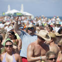 Tortuga Day 2 fans return for a day in the sun