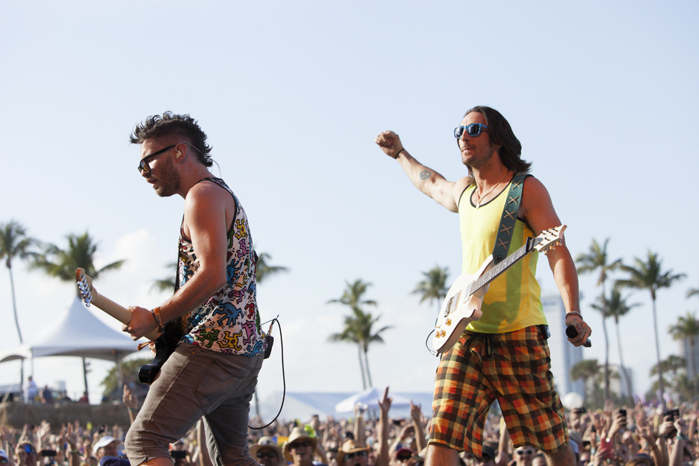 PHOTOS: 2013 Tortuga Music Festival - Bands that were rockin