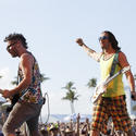 Bands that were rockin' at Tortuga Festival.