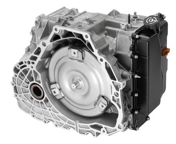 A new General Motors-Ford partnership on transmissions with nine and 10 speeds is aimed at trimming the expense of transmission design and reducing development time. Above, a six-speed transmission developed jointly by Ford and GM.