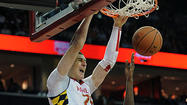 What has been anticipated around the Maryland basketball program for months has become reality: sophomore Alex Len will forgo the last two years of his college career, a source with knowledge of the situation said Sunday night.