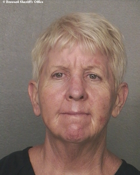 Former Fort Lauderdale Vice Mayor Cindi Hutchinson was booked into the Broward County Main Jail Monday to serve a four-month jail sentence. She pleaded guilty to public corruption charges last month.