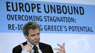 ATHENS – With a critical monitoring mission completed, international debt inspectors gave Greece the nod Monday for an additional $13 billion in rescue aid but insisted that it had to ax thousands of civil servants as part of efforts to slash the country's bloated – and costly – public sector.