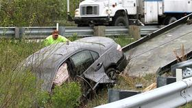 Pictures: I-64, Magruder accident