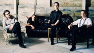 Ebène Quartet Performs at the Jorgensen Center in Storrs on April 19