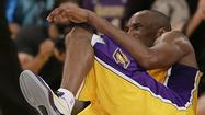 Lakers superstar Kobe Bryant will be out six to nine months because of a torn left Achilles' tendon, according to doctors.