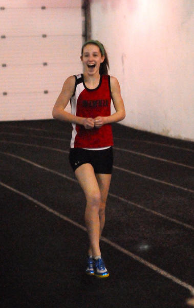 Dorfman fell short of the State meet last season, but plans on making the trip her senior year.
