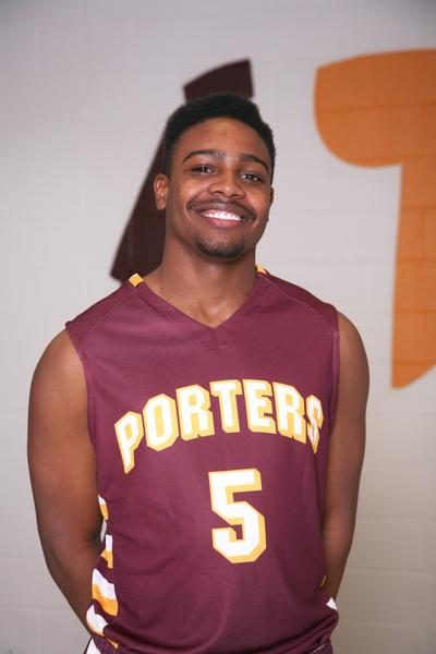 John Campbell III helped lead the Lockport Township High School Porters as a junior.