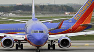 <b>Southwest offers flights to four new cities from BWI</b>