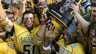 Reigning national champion Salisbury was rewarded for Saturday's 15-4 rout of St. Mary's with the program's 17th Capital Athletic Conference regular-season title. The Seahawks (1993-94) and Stevenson (2009 and 2011) are the only other teams that have captured league championships, and the Sea Gulls (13-3 overall and 6-0 in the conference) assured themselves of the top seed and home-field advantage throughout the tournament.