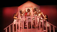 The Wheeling High School Fine Arts Department proudly presents its spring musical, Legally Blonde, Thursday through Saturday, April 18-20, at 7:30 p.m. in the school's Sang Theater.