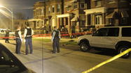 A 17-year-old boy was seriously wounded in the neck in the Englewood neighborhood, one of four people shot overnight on the South and West sides.