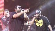 """How many of y'all in here love real hip-hop?,"" Raekwon asked during the Wu-Tang Clan's performance at Coachella on Sunday night."