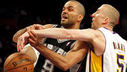 Lakers vs. Spurs