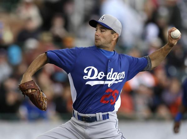 Dodgers pitcher Ted Lilly has refused to make another rehab start after already making two.