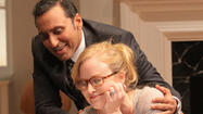 """Disgraced,"" Ayad Akhtar's play about a corporate lawyer who has hidden his Pakistani Muslim heritage, has won the 2013 Pulitzer Prize for drama. The two finalists were ""4000"" by Amy Herzog and ""Rapture, Blister, Burn,"" by Gina Gionfriddo."