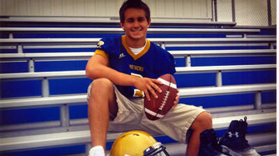 ATHLETE OF THE WEEK: BROCK MEDVA