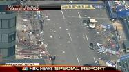 Explosions Near Boston Marathon Near Finish Line