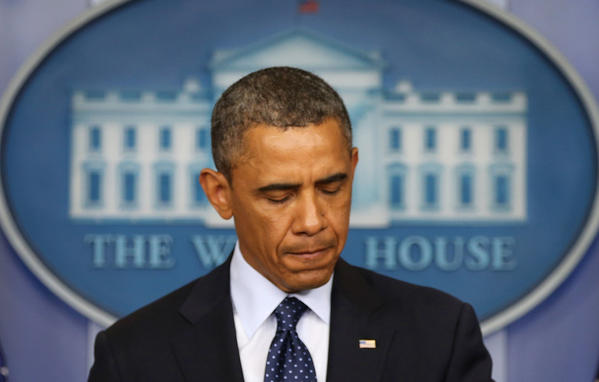 "President Obama vowed justice for the victims of the Boston bombing: ""We will find out who did this, we will find out why they did this. Any responsible individuals, any responsible groups, will feel the full weight of justice."""