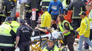 When the two explosions hit the finish line of the Boston Marathon, some onlookers ran <em>toward </em>the blasts -- to help.