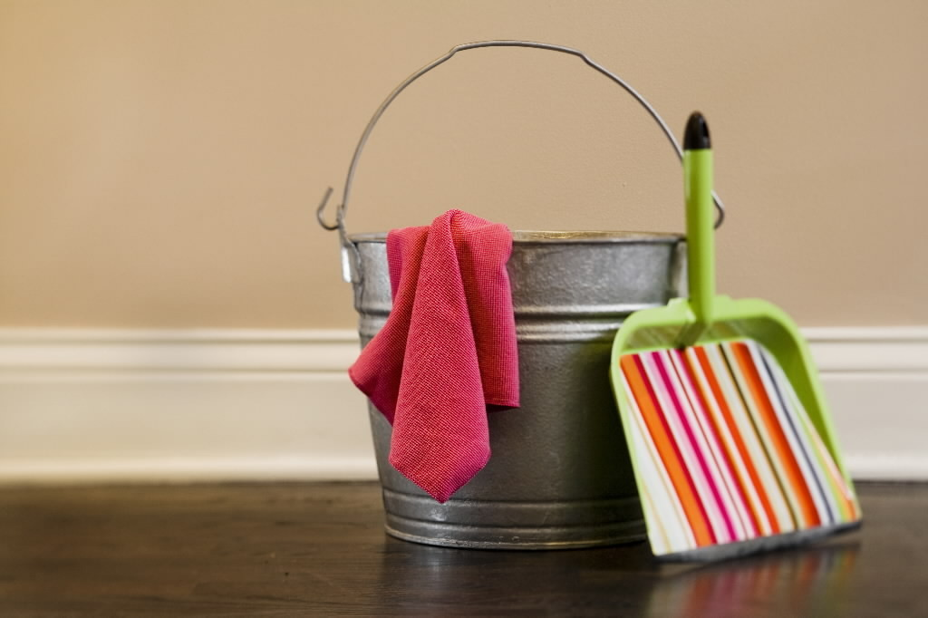 A yearlong guide to house cleaning, starting with the January declutter
