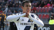 The Galaxy reportedly are one of eight teams that would take part in an international soccer tournament planned this summer that would include several European clubs.