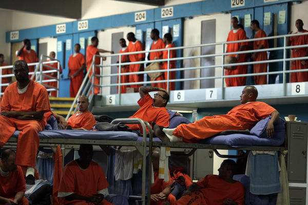 California State Prison-Lancaster
