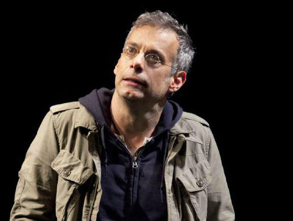 "Joe Mantello as Ned Weeks in ""The Normal Heart"" on Broadway."