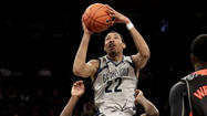 All-American Otto Porter Jr. announced Monday he is leaving Georgetown after his sophomore season and declaring himself eligible for the NBA draft.