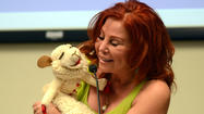 Lamb Chop is the world's most famous sock puppet. And this week, she's back in Roanoke for a command performance.