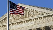 WASHINGTON — The Supreme Court took up a deceptively simple question in a case brought by breast cancer patients and medical researchers: Are human genes patentable?