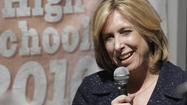 Los Angeles mayoral candidate Wendy Greuel said Monday that she would seek an extra $175 million in savings from the city's budget by using such strategies as cutting the City Council's discretionary funds and changing the investment practices of its employee retirement systems.