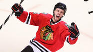 Photos: Blackhawks game action