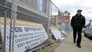 For years, the vacant Columbus School on a busy corner of East North Avenue appeared to be nothing more than a giant planter. Leafy tree branches stuck out over the top of the historic red-brick walls, making it seem like the school's only future inhabitants would be squirrels and birds.