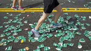 Area runners at Boston Marathon talk about bombing