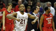 TALLAHASSEE -- As Florida State's men's basketball team waits to see if prized recruit Andrew Wiggins will soon call North Florida home, the current Seminoles on Monday night took time to honor themselves after a season defined by transition.