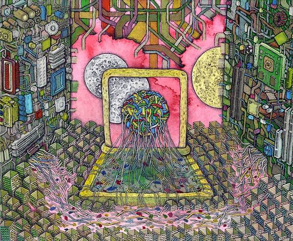 """The Memory Room"" by Tadashi Moriyama"