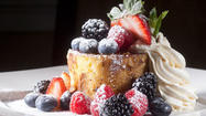 With Mother's Day in the offing, consider Sunday brunch as a great gift. Actually, brunch seems like a well-deserved indulgence any time of year, for any of us.