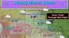 Another snow storm poised to strike western South Dakota