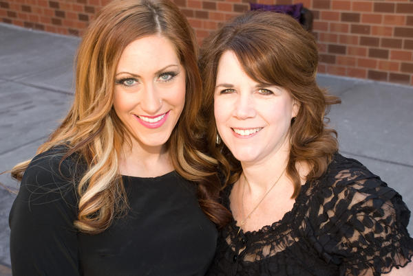 Karen Enzenbacher and Wendi Hutchings invite Mount Prospect residents into their world of beauty.