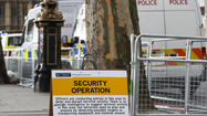 LONDON – Security arrangements are under review and could be tightened for this weekend's London Marathon, which is to go ahead as planned in spite of Monday's bombings in Boston, authorities and organizers said Tuesday.