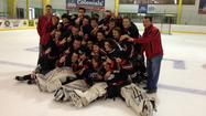 AHAI's (Amateur Hockey Association of Illinois) Team Illinois defeated Team Pittsburgh for a 3-2 win in the USA Hockey America's Showcase championship game at the Robert Morris University Island Sports Center in Pittsburgh, PA on Sunday, April 14.