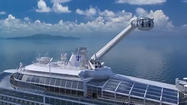 Video: Royal Caribbean Quantum of the Seas innovations