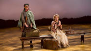 A Drama About Two Women Facing the Hardships of Homesteading at Hartford Stage