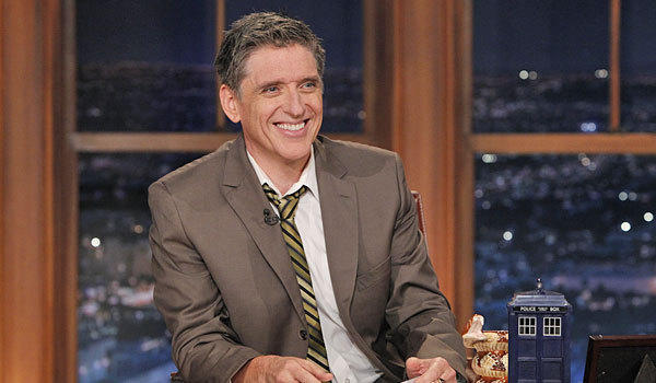 Craig Ferguson had the most extensive late-night comments on the Boston bombings.